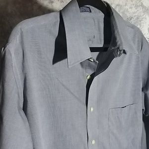 Editions by Van Heusen Shirts - Editions by Van Heusen Gray Button Down Shirt